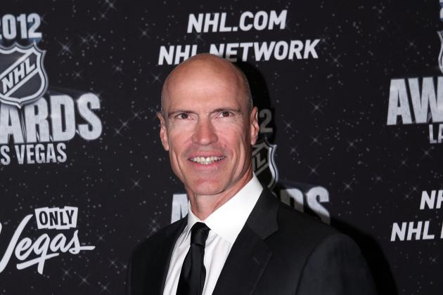 Messier Confirms Interview; Ex-Flyers Coach John Stevens Up Next?