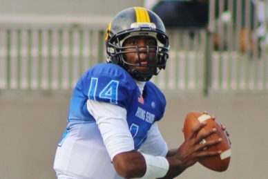 Dual-Threat QB Elijah Staley Commits to Mississippi State in Groundbreaking Way