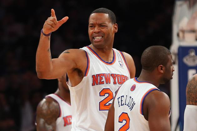 Marcus Camby Returning to Knicks