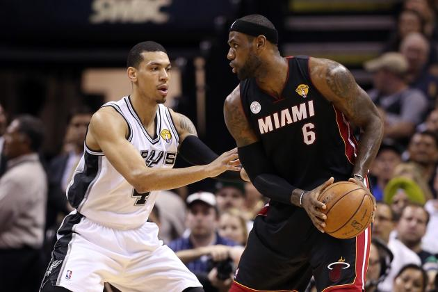Miami Heat vs. San Antonio Spurs: Game 5 Preview, TV Info and Predictions