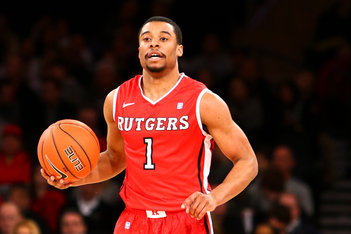 Jerome Seagears Returns to Rutgers