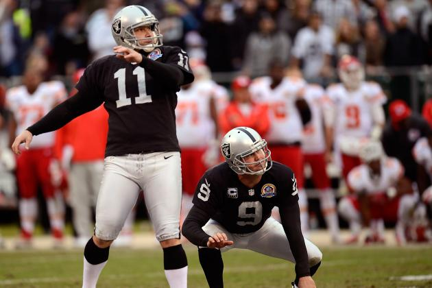 Janikowski Can Go Another 7-8 Years, Hopefully with Raiders