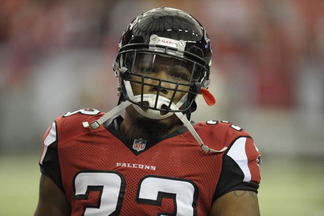 Ex-Falcons Running Back Fined, Sentenced to Probation For...