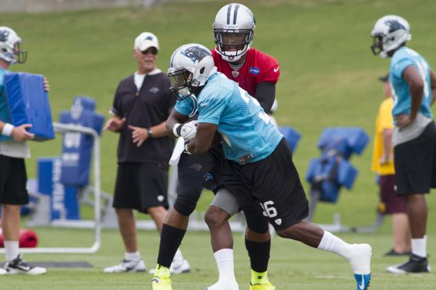 Five Carolina Panthers Position Battles to Watch