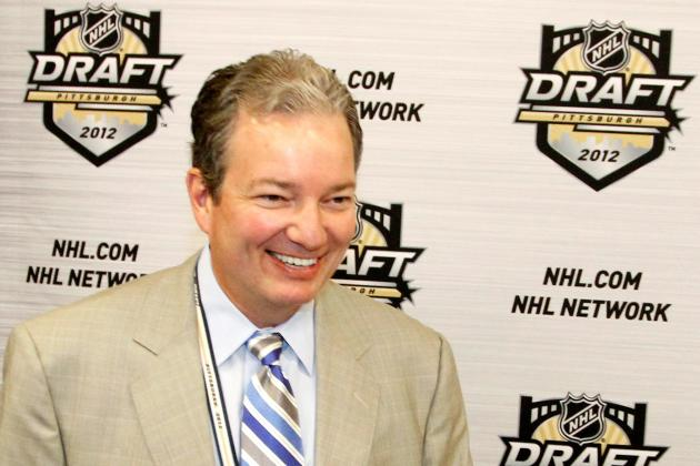 Ray Shero Named NHL General Manager of the Year
