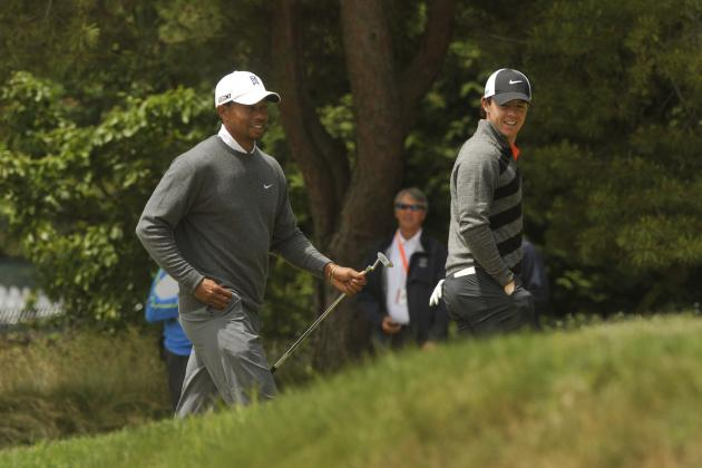 US Open Leaderboard 2013: Updates on Golf's Top Stars on Day 2