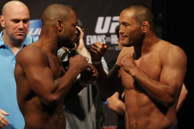UFC 161: Picking Winners for Biggest Fights of the Night
