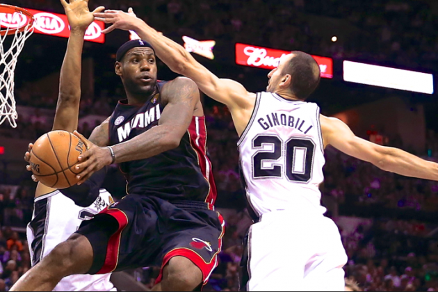 How Miami Heat and San Antonio Spurs Must Adjust In Game 5 of 2013 NBA Finals