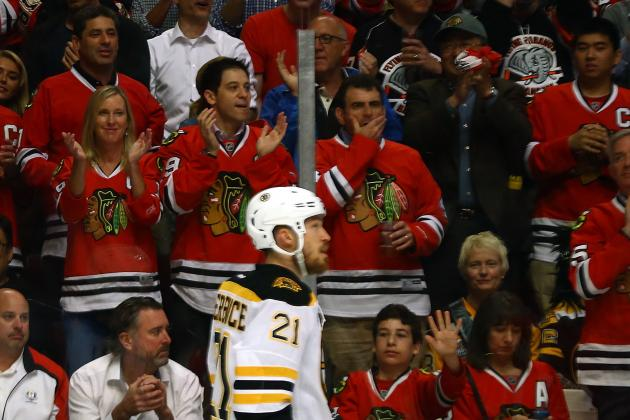 Stanley Cup Finals 2013: Will Too Many Shot Blocks Be Boston's Undoing?