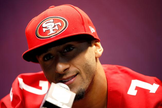 Colin Kaepernick Would Like You to Look at His Enormous Shoe Collection
