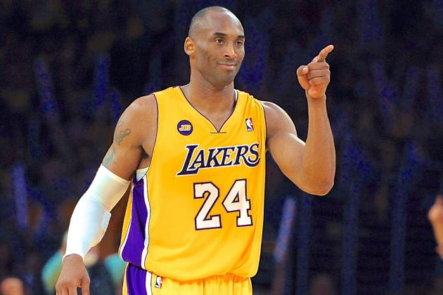 Kobe Bryant Reportedly Aiming for at Least 2 More Seasons, Titles