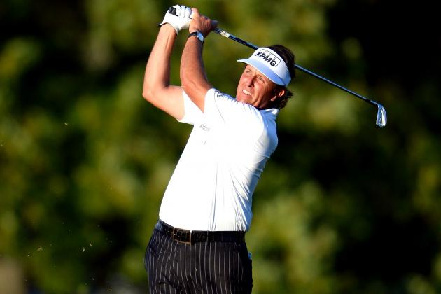 US Open Golf 2013 Leaderboard: Day 2 Scores, Results and Analysis