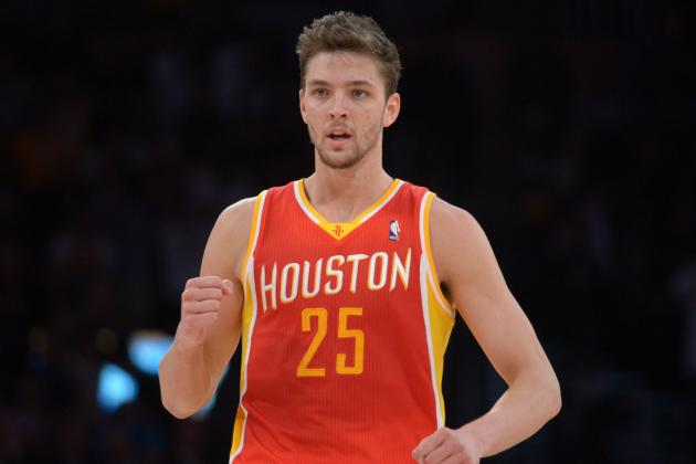 Will Chandler Parsons Take Step to Stardom Entering 2013-14 Season?