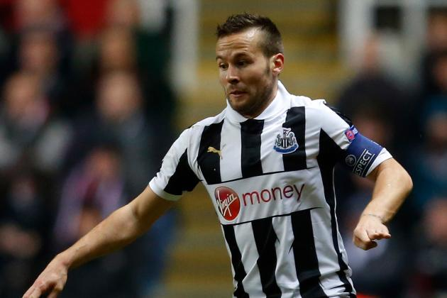 French Reports Say Monaco Close to Swooping Up Yohan Cabaye