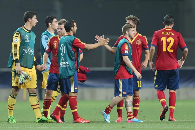 Spain vs. Norway: Date, Time, Live Stream, TV and Preview for Euro U-21 Match