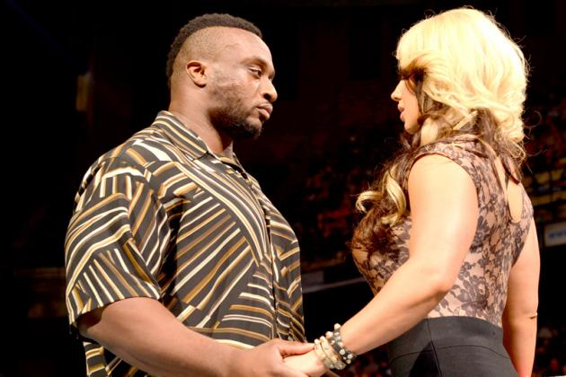 Big E Langston's Potential Plot Twist with WWE Divas Champion Kaitlyn