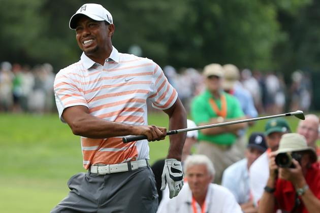 US Open Golf Scores 2013: Real-Time Results and Storylines to Watch on Day 3