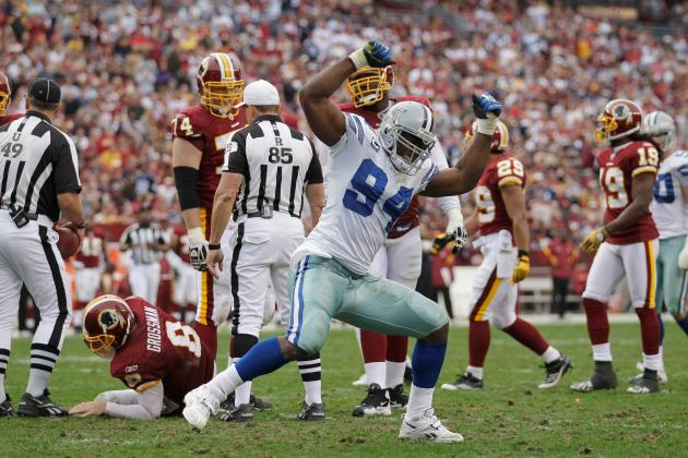 DeMarcus Ware Interview: Dallas Cowboys Star Talks Injury Recovery and More