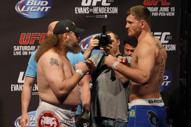 UFC 161 Preview