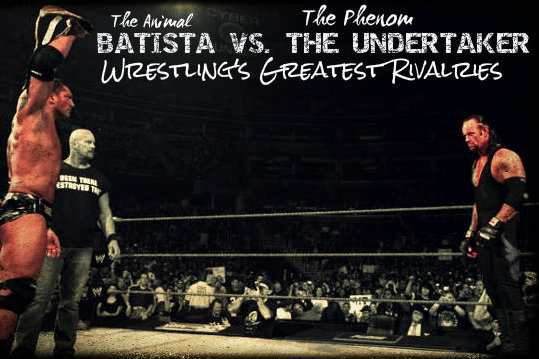 Wrestling's Greatest Rivalries: Batista vs. The Undertaker Part 1