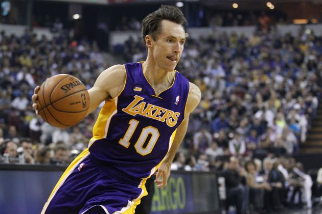 What is Steve Nash's Proper Role on the LA Lakers Next Year?