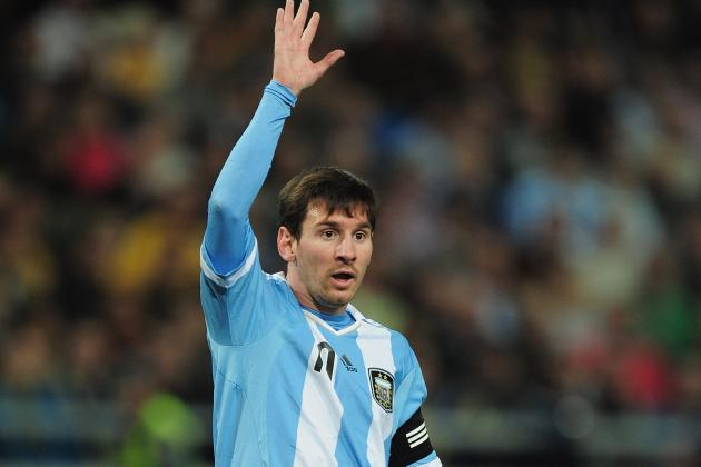 Lionel Messi Surpasses Maradona on Argentina's All-Time Scoring List