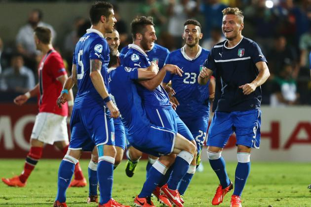 Italy vs. Netherlands: Date, Time, Live Stream, Preview for Euro U-21 Match