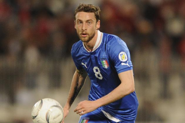 Claudio Marchisio Is