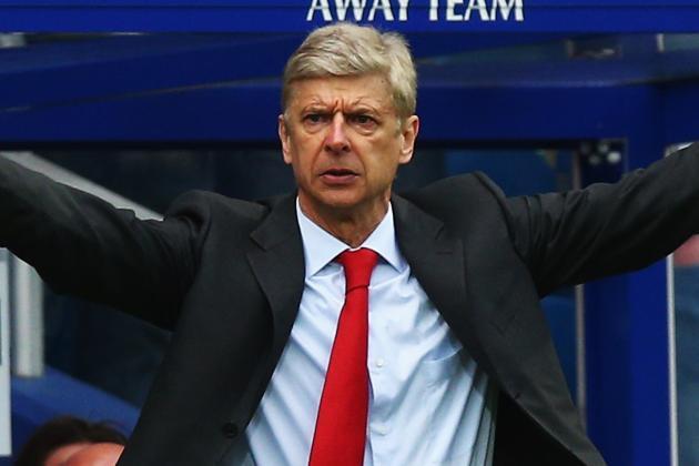 Arsène Wenger Would Break Arsenal Transfer Record for Gonzalo Higuaín