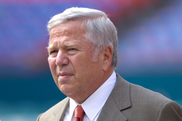 Kraft: Russian Prez Stole my SB Ring