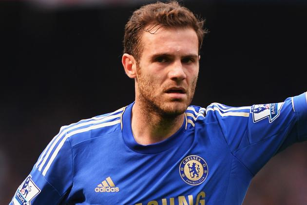 Premier League: Juan Mata Denies Chelsea Exit Talk