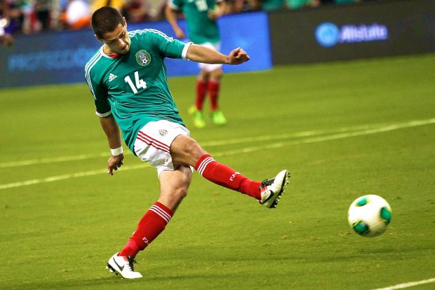 Can Mexico Announce Their True Potential at the Confederations Cup?