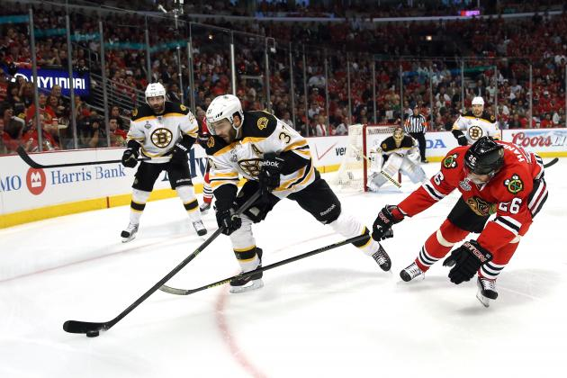 Stanley Cup Final 2013: Trends to Watch in Game 2