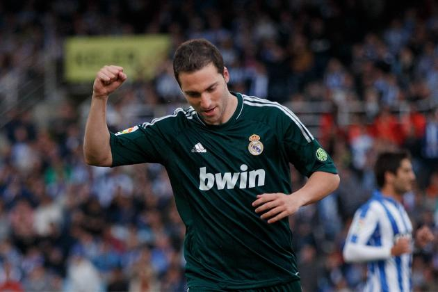 Real Madrid Transfer Rumors: Why Los Blancos Need to Hold on to Gonzalo Higuain