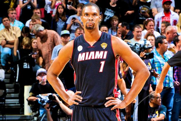 Will Chris Bosh Ever Be a Superstar in the NBA Again?