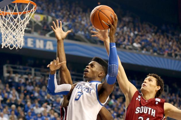 2013 NBA Mock Draft: In-Depth Projections for 1st-Round Action
