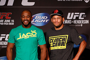 Evans vs. Henderson: Odds and Prediction for UFC 161 Main Event