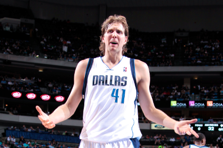 Dirk: NBA Will Never Get Rid of Flops