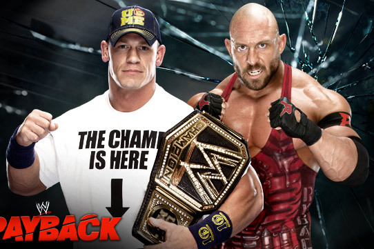 WWE Payback 2013: Why All the Pressure Is on John Cena vs. Ryback