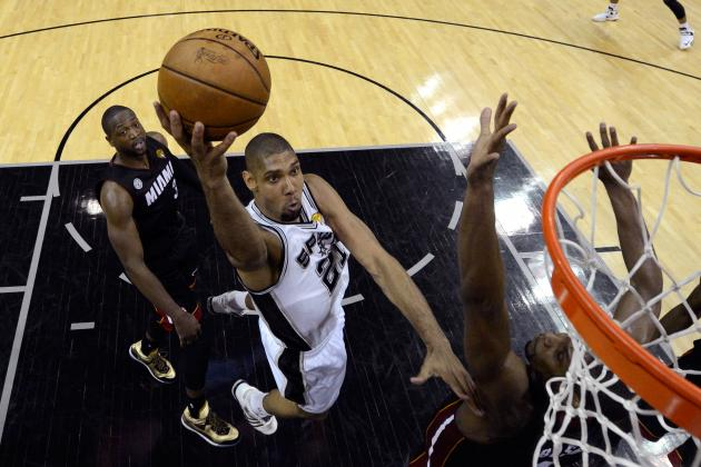 2013 NBA Finals: Bench Players Who Will Be Counted on in Pivotal Game 5