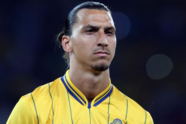 Zlatan Ibrahimovic Calls Opponents 'A Bunch of Fishermen' Following WC Qualifier