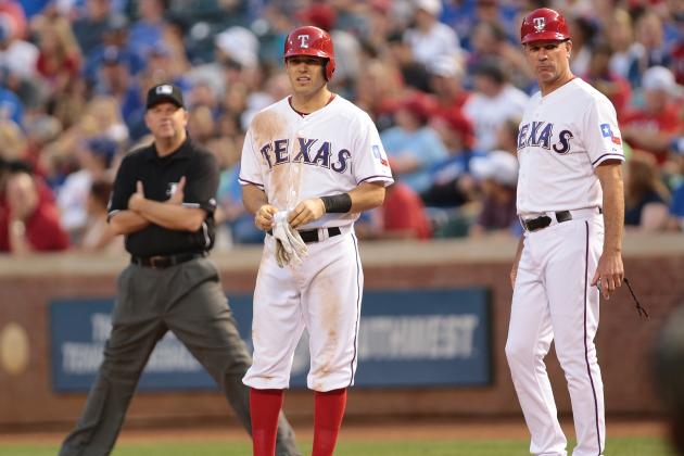 Rangers Activate Ian Kinsler off DL