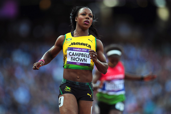 Jamaica Stunner: Sprint Queen Veronica Campbell-Brown Fails Drug Test