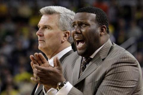 New KU Assistant Coach Howard Back with Self