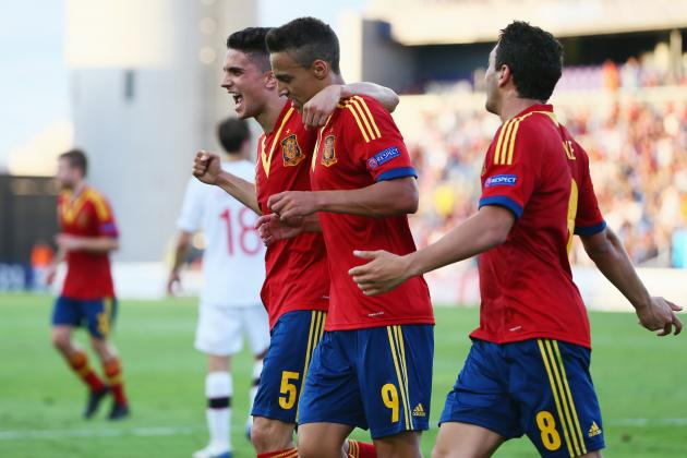 Spain vs. Norway: Score and Recap for Euro U-21 Championship Match
