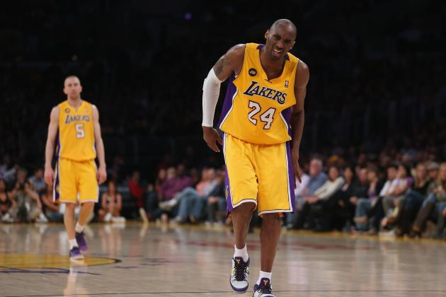 Is Kobe's Incessant Talk of the Future To Ensure LA Lakers Don't Amnesty Him?