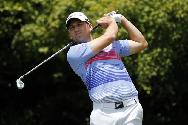 Sergio Garcia Gets Heckled About Fried Chicken, Shoots +6 on 15