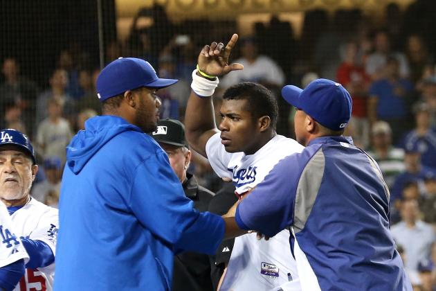 Yasiel Puig Needs to Be Reined in by Dodgers in Order to Remain Successful