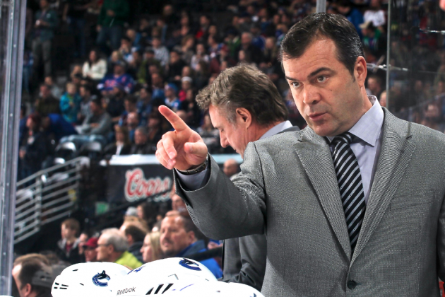 Alain Vigneault Named New York Rangers' Next Head Coach