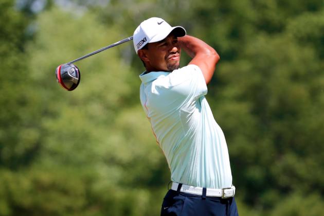 Tiger Woods at the US Open 2013 Tracker: Day 3 Score, Highlights and Analysis